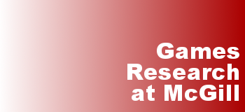Games Research at McGill